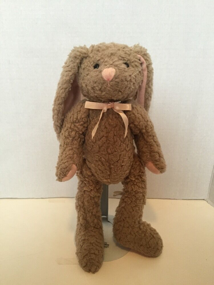 Bath & Body Works Bunny Rabbit Plush Bean Stuffed Animal Rare Hard To Find