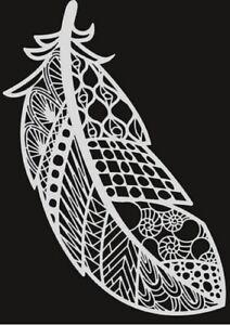 Pronty Stencil A4