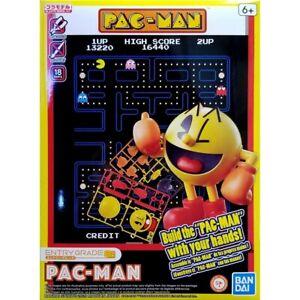 Bandai Entry Grade Pac-man Plastic Model Kit 2547758 4573102610621 | eBay
