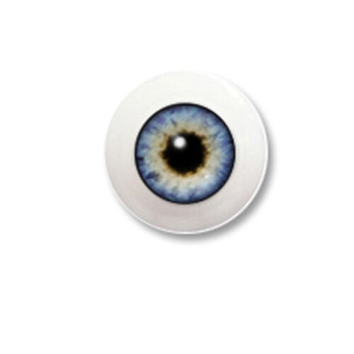 GLIB 10mm acrylic eyes Life Like Acrylic 10mm G10LC-01