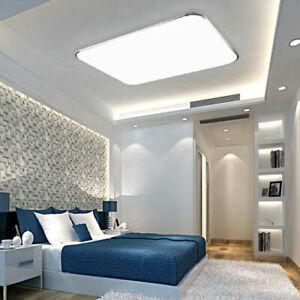 48W LED Deckenleuchte Wohnzimmer Küche Deckenlampe Dimmbar Lampe Farbwechsel