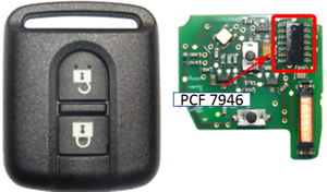 Precoded Transponder (PCF 7946) FOR NISSAN