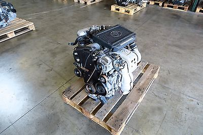 JDM 98-03 Toyota Caldina ST215 3SGTE 2.0L DOHC Turbo Engine Celica MR2 3S ECU