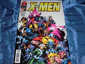 49 : Marvel / Panini Comics  , X-MEN  # 1 , 1. Deutsche Ausgabe 2001 , Fantasy