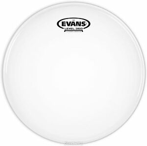 Evans-13-G2-Coated-Level-360-Tom-Batter-Drum-Head-B13G2-ES