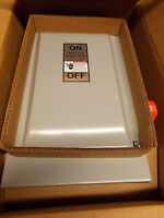 Siemens Electrical Heavy Duty Safety Disconnect Switch 2 Pole 60 Amp 600v Hnf262