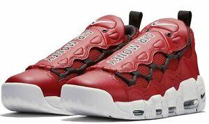 Negro Blanco More talla Aj2998 Nike Rojo Air hombre 600 9 zapatos Zapatos Money Gimnasio para SYf6WwBOO