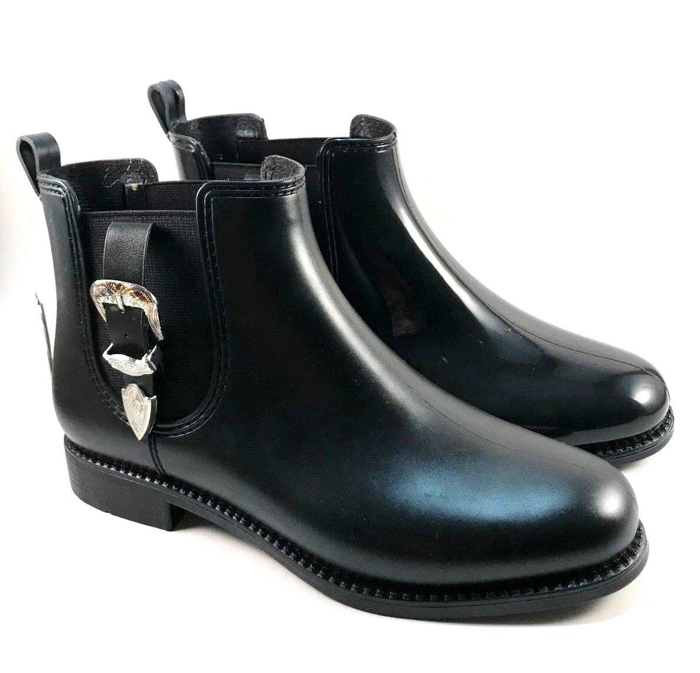 Henry Ferrera Marsala-700 Rain Boots Choose Sz Material