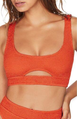 BOUND BY BOND-EYE Two-Piece Ribbed Bikini Swimsuit