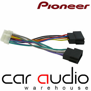 s l300 pioneer 14 pin iso head unit replacement car stereo wiring harness replacement pioneer wiring harness at gsmportal.co