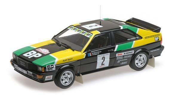 Audi Quattro  2 Rallye des 1000 Piste 1 18 155811122