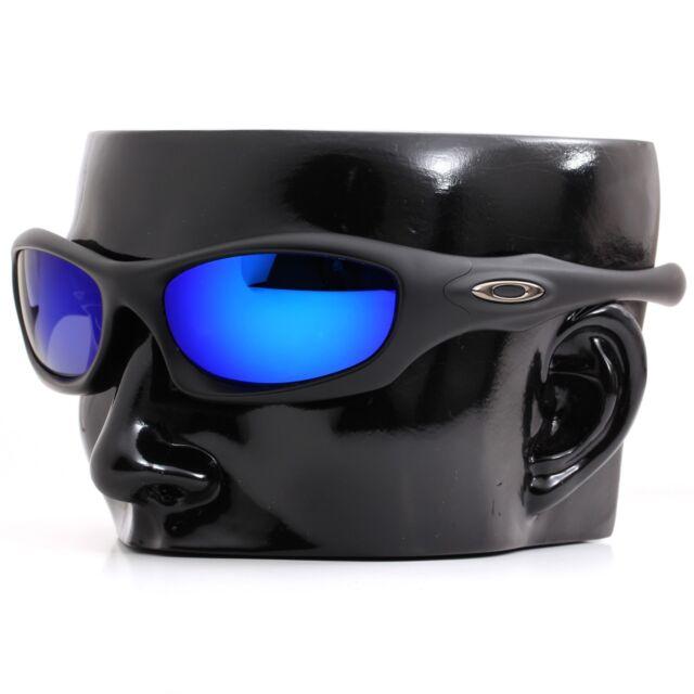 2da3de8b8f Polarized Ikon Iridium Replacement Lenses for Oakley Monster Dog Deep Blue