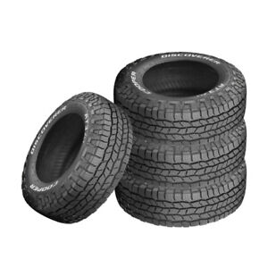 4-X-New-Cooper-Discoverer-AT3-XLT-LT285-60R20-10-125S-Tires