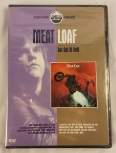Classic-Albums-MEAT-LOAF-BAT-OUT-OF-HELL-DVD-NEW-PERFORMANCE-INTERVIEWS