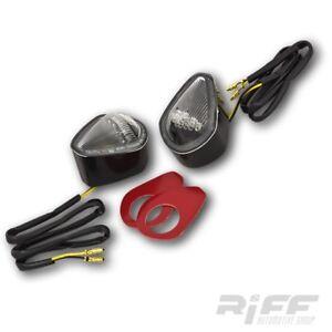 led verkleidungs blinker vorne honda cbr 250 r mc41 2011. Black Bedroom Furniture Sets. Home Design Ideas