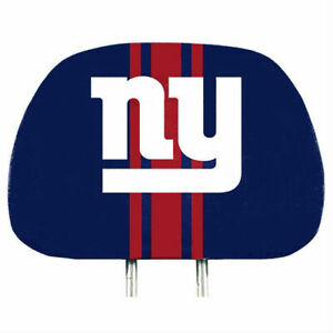 New-York-Giants-2-Pack-Color-Print-Auto-Car-Truck-Headrest-Covers