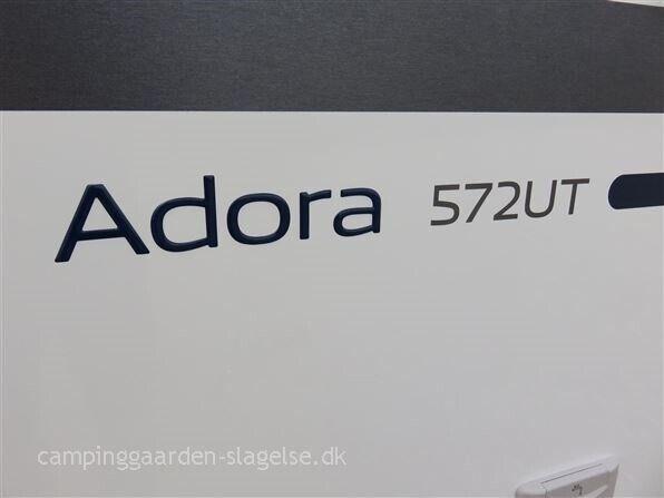 Adria Adora 572 UT, 2019, kg egenvægt 1310