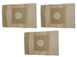 GD10 SYNTHETIC VACUUM CLEANER BAGS AF1063 5 x NILFISK GD5