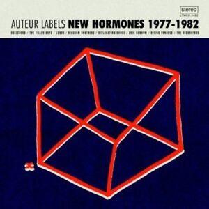 Le-ETICHETTE-D-039-AUTORE-NUOVO-GLI-ORMONI-va-Post-Punk-CD