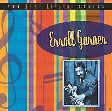 NEW - Jazz Legends by Garner, Erroll