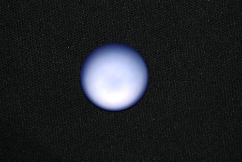 Cabochon rond violet courbée disque 12 Mm De Bacatus 1x