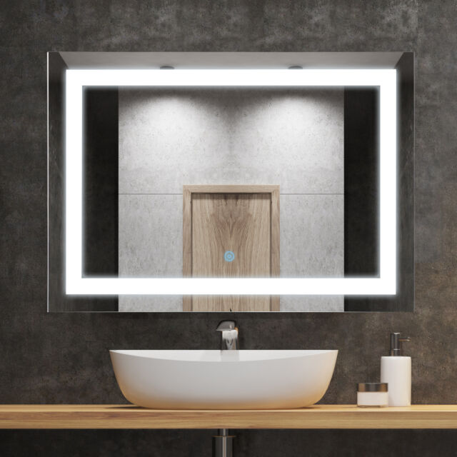 Paris Mirror Galaxy Illuminated Bathroom Vanity Wall Mirror For Sale Online Ebay