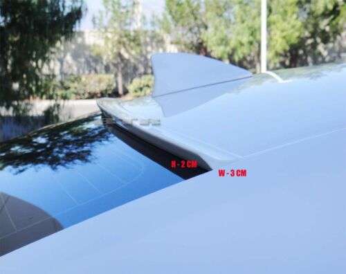 Painted White Color For 2013-2017 HONDA ACCORD SEDAN 4D-Rear Window Roof Spoiler