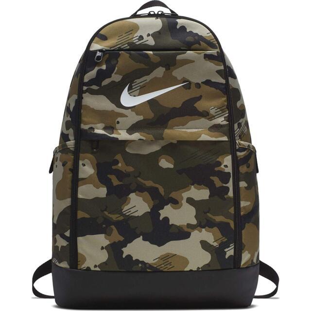 Nike Brasilia Sz Adult Extra-large XL Training Backpack Ba5893 021 Dark Camo e5c2ba15da4e6