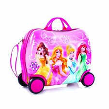 New Disney Princess Ride on Luggage Official Licensed