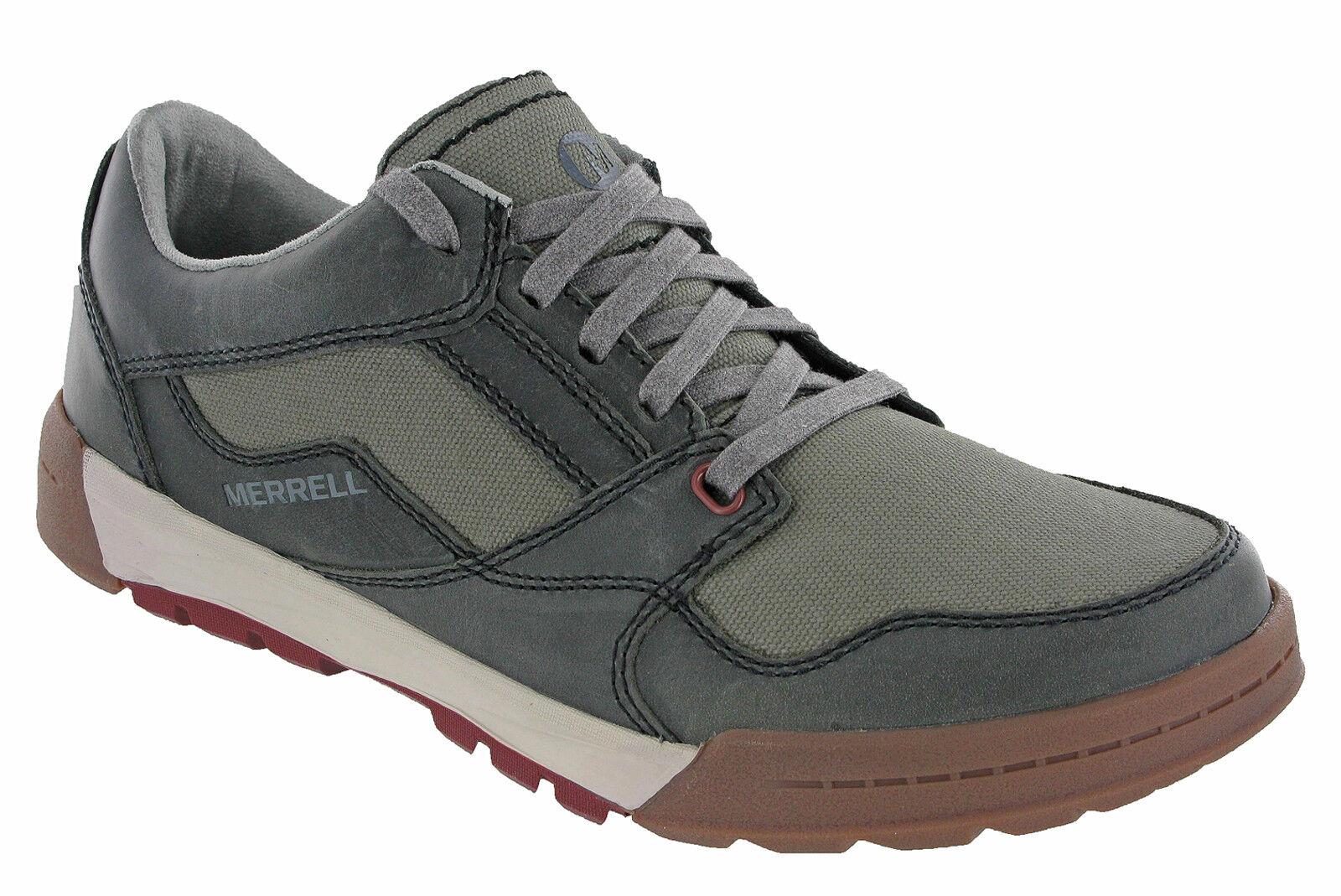 Merrell Berner Shift Mens Casual shoes Walking Trekking Flat J91413 Granite