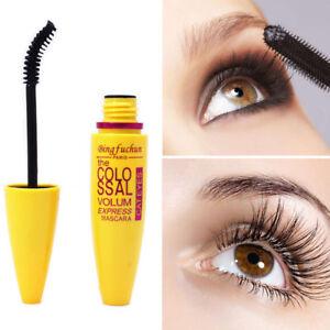 Maquillaje-Cosmetico-Negro-Mascara-de-Pestanas-Extension-de-Pestanas-Curling-Impermeable