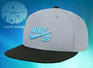 f9cd5f6a865 Image is loading New-Nike-SB-Icon-Pro-Mens-Snapback-Cap-