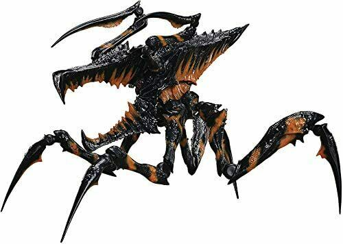 figma Starship Troopers Red Planet Warrior bug 100mm ABS /& PVC action figure