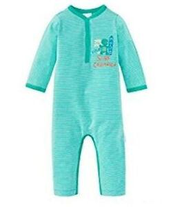 M/ädchen Einteiliger  Schlafanzug Baby Anzug Mit Vario Schiesser Baby
