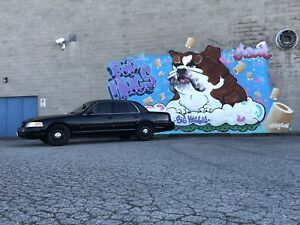 2011 Ford Crown Victoria police package