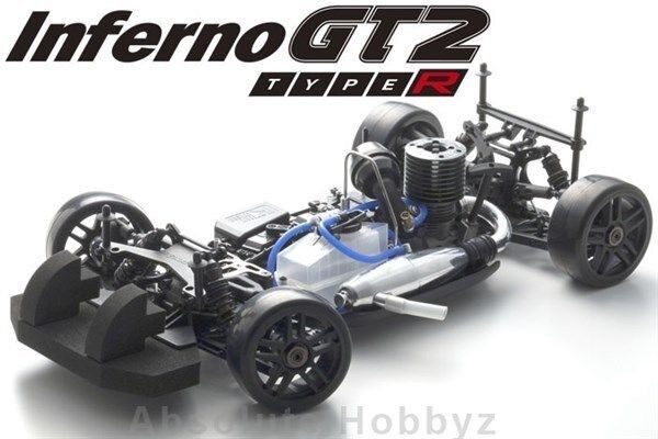 Kyosho Inferno GT2 Type-R KIT GP 4WD 4WD 4WD - KYO33005B 8d3ed7