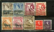 Kenya Uganda Tanganyika KUT Stamps Lot 8