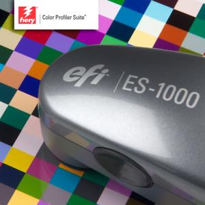 Fiery-CPS-Color-Profiler-Suite-3-1-mit-EFI-ES-1000-3-200-x-rite-i1-pro