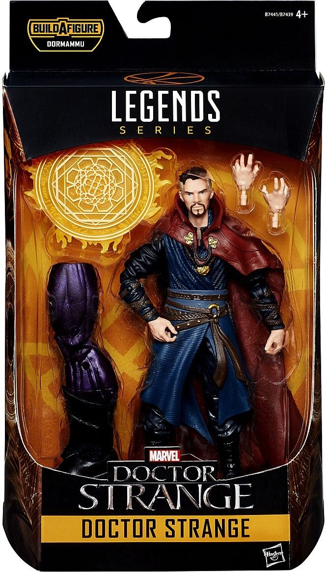 Marvel Legends Dormammu Series Doctor Strange (Movie Version) Action Figure