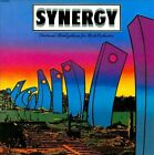 Synergy: Electronic Realizations for Rock Orchestra [Digipak] by Synergy (CD, Apr-2010, Airmail Japan)