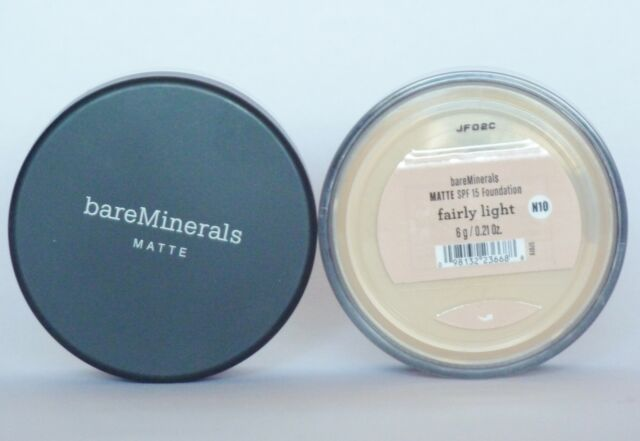 bare escentuals bareminerals original spf 15 foundation fairly