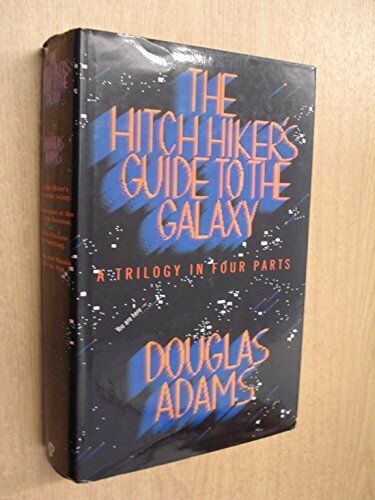 The Hitch Hiker's Guide to the Galaxy,Douglas Adams