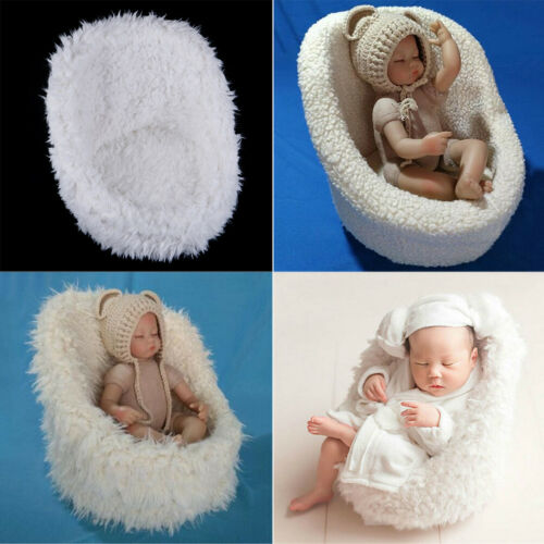 Newborn baby photography props mini posing sofa chair seat photo props~GQ