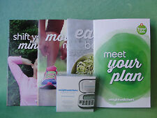 Weight Watchers 2017 Smart Points WELCOME KIT + Smart Points Calculator