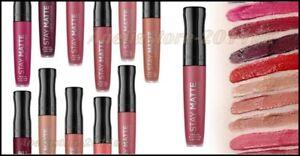 Rimmel Lip Stay Matte Liquid Lip 5.5Ml
