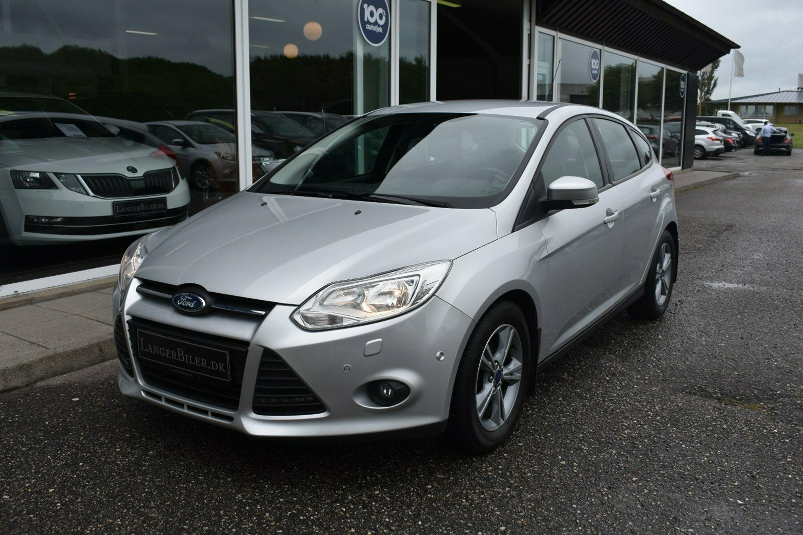 Ford Focus 1,0 SCTi 125 Edition ECO 5d - 114.500 kr.