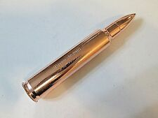 1 x 8oz Solid Copper .50 Caliber BMG Bullet Bullion Round