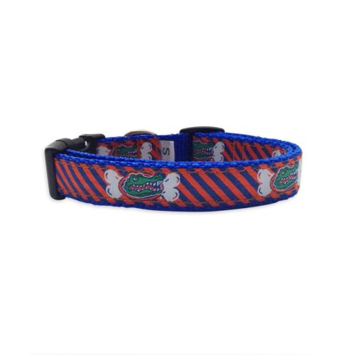 Florida Gators Dog Collar