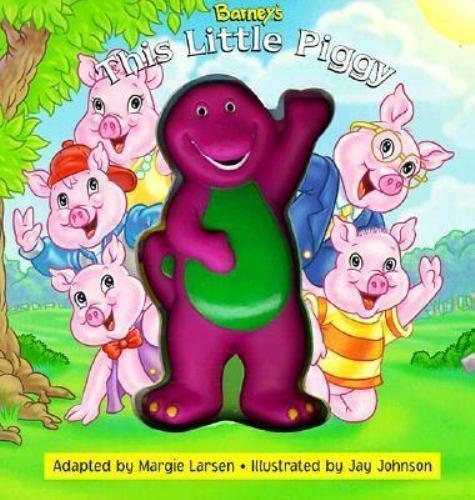 This Little Piggy by Larsen, Margie