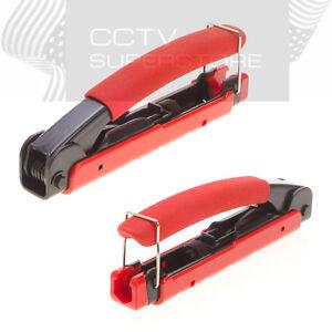 compression crimp tool crimping rg6 rg59 rg58 bnc f rca. Black Bedroom Furniture Sets. Home Design Ideas
